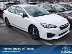 New 2019 Subaru Impreza 2.0i Premium Sedan for sale in Tampa, Florida