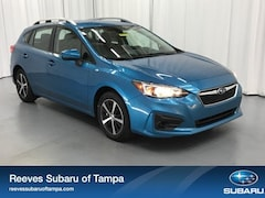 New 2019 Subaru Impreza 2.0i Premium 5-door for sale in Tampa, Florida