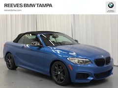 2016 BMW 2 Series 2dr Conv M235i RWD Convertible