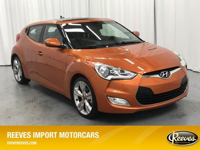 Used 2013 Hyundai Veloster For Sale in Tampa, FL
