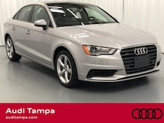 Pre-Owned 2016 Audi A3 4dr Sdn Quattro 2.0T Premium Car for sale inTampa,Florida