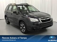2018 Subaru Forester 2.5i CVT Sport Utility