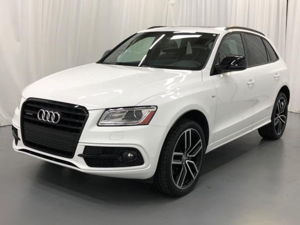Certified Used 2017 Audi Q5 For Sale in Tampa, FL | 194067A