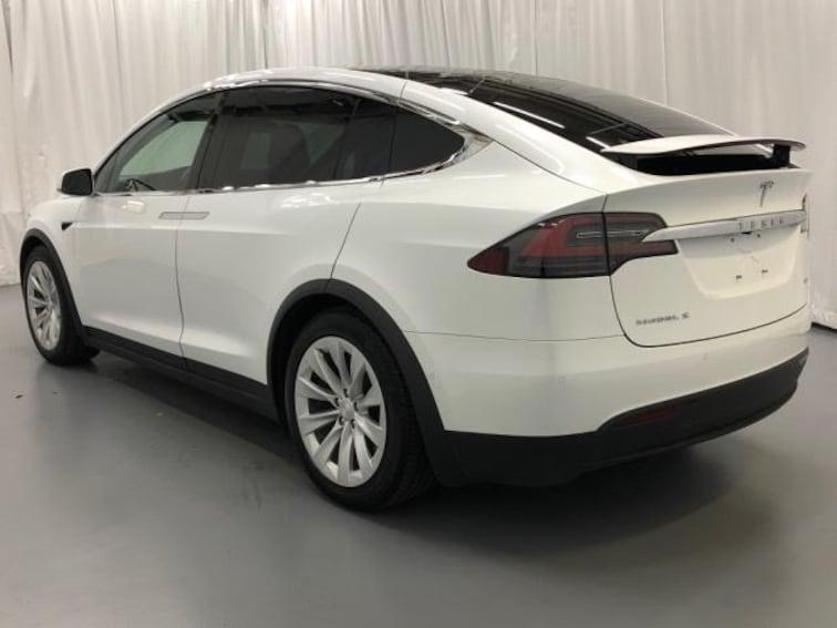 Used Tesla Model X For Sale >> Used 2017 Tesla Model X For Sale In Tampa Fl 5yjxcae26hf044619