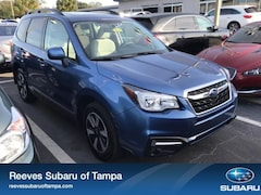 Pre-Owned 2018 Subaru Forester 2.5i Premium CVT Sport Utility for sale inTampa,Florida