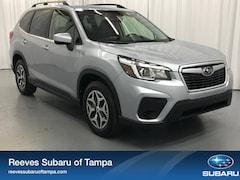 New 2019 Subaru Forester Premium SUV for sale in Tampa, Florida