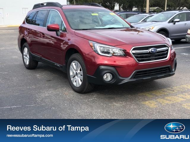 2018 Subaru Outback 2.5i Premium Sport Utility