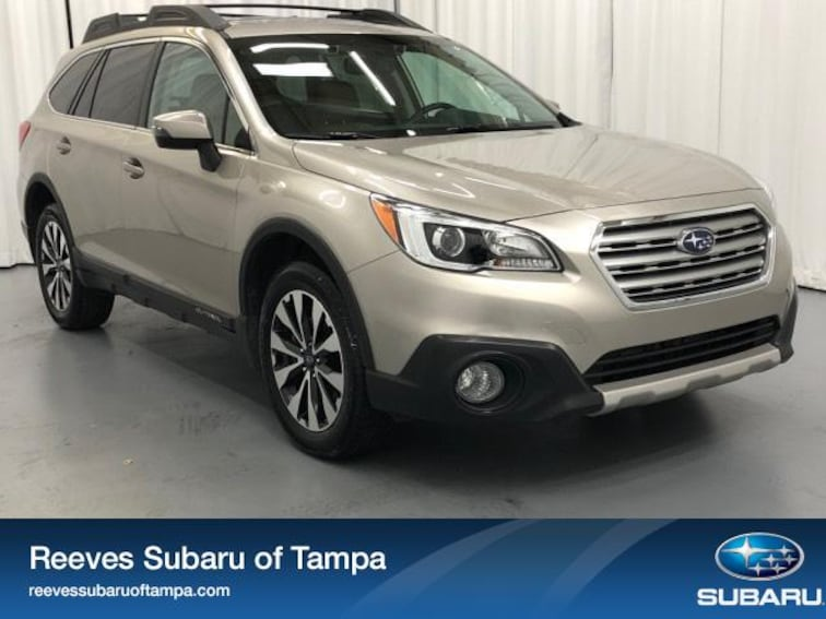 2016 Subaru Outback 4dr Wgn 3.6R Limited Sport Utility