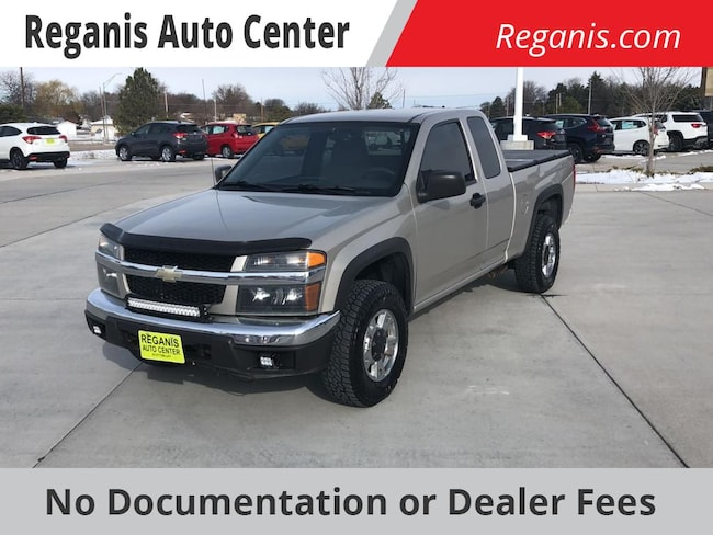 2004 Chevrolet Colorado LS Z85 Truck Extended Cab