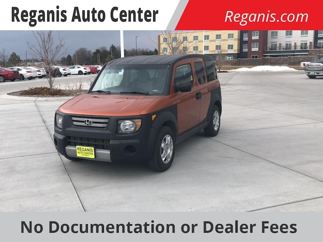 2007 Honda Element LX SUV