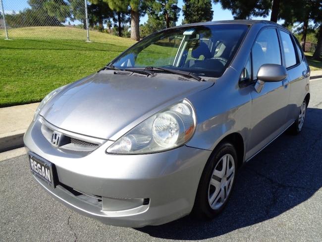 2007 Honda Fit Base Hatchback