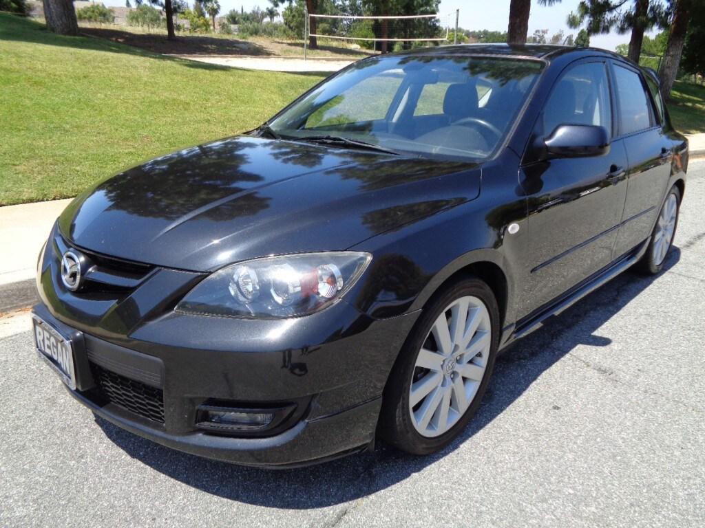 2007 Mazda Mazdaspeed3 Sport Hatchback