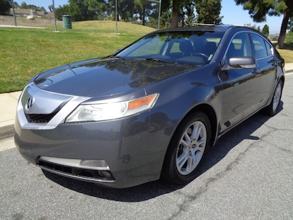 Used 2010 Acura TL For Sale at Regan Motors   VIN