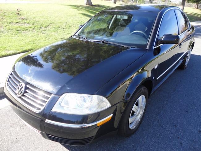 2003 Volkswagen Passat GL Sedan