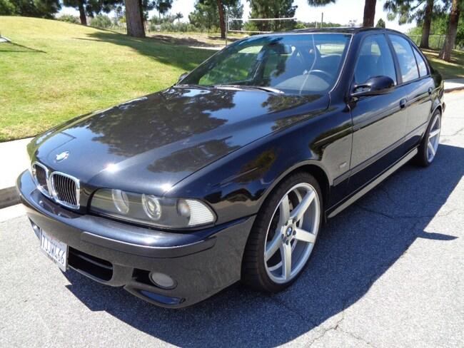 2000 BMW 540i iA (A5) Sedan