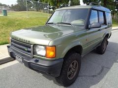2001 Land Rover Discovery Series II LE SUV