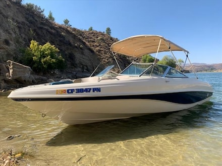 2001 Other 17 Foot Boat Other