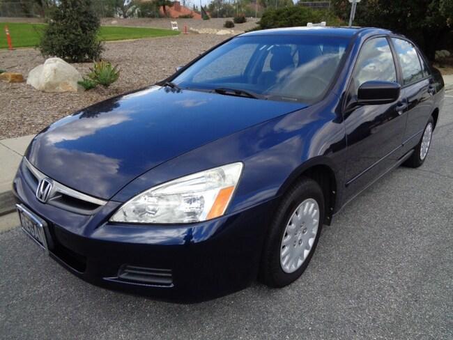 2007 Honda Accord 2.4 VP Sedan