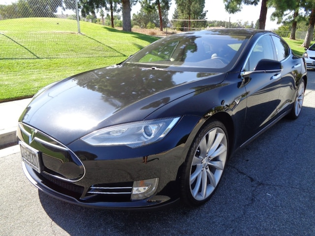 Used 2013 Tesla Model S For Sale at Regan Motors | VIN