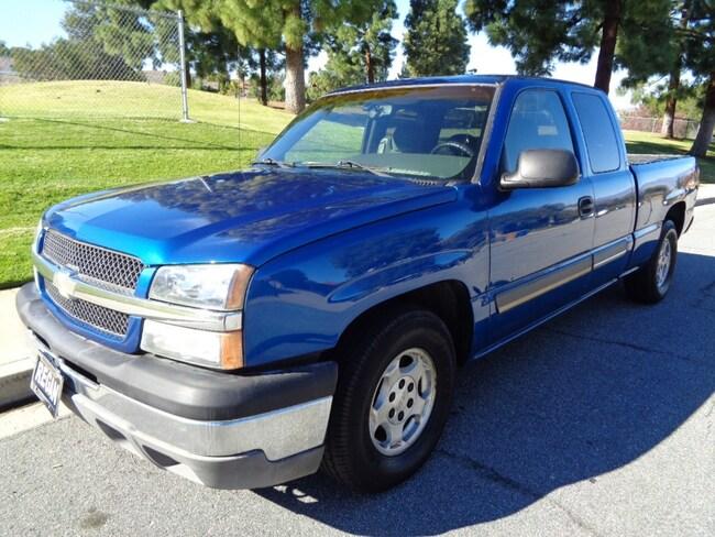 2003 Chevrolet Silverado 1500 Truck Extended Cab