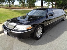 2006 Lincoln Town Car Executive Sedan