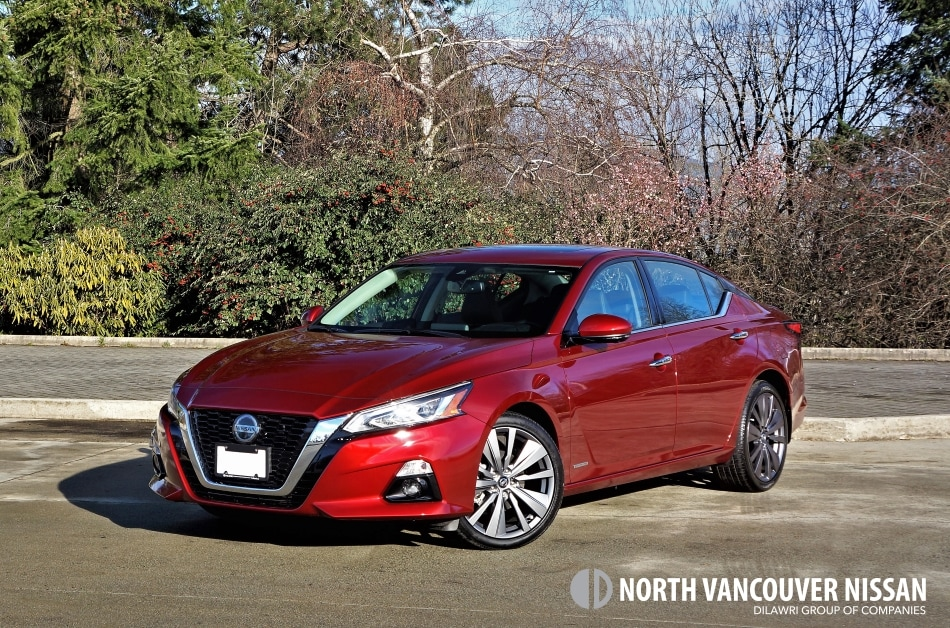 3b819a9d895229 2019 Nissan Altima Edition One Road Test Review | North Vancouver Nissan