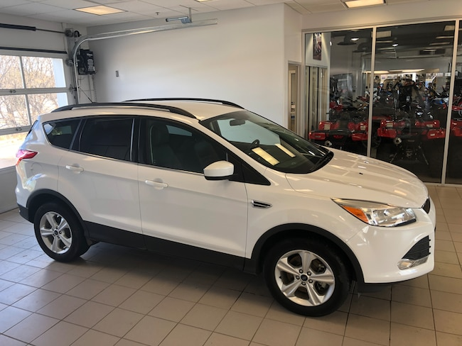 2014 Ford Escape SE 4x4 (Leather, Navigation) SUV