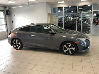 2018 Honda Civic Touring Leather Coupe