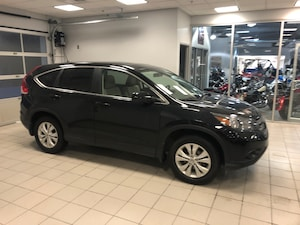 2013 Honda CR-V EX-L AWD  ****SOLD****