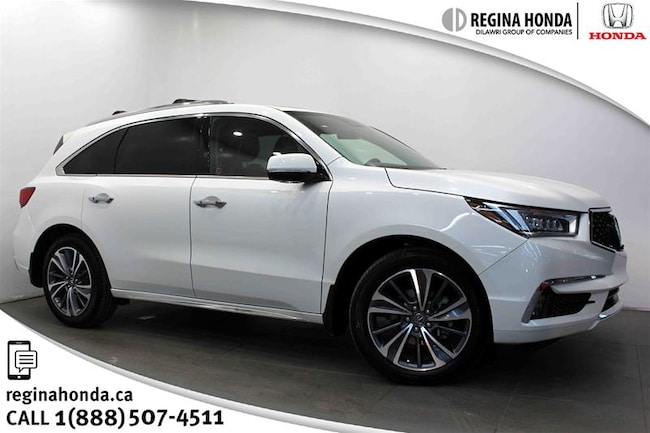 2017 Acura MDX Elite Elite, Rear DVD, 9 Speed *Auto* SUV