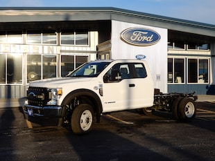 2020 Ford F-450 Chassis Truck Super Cab