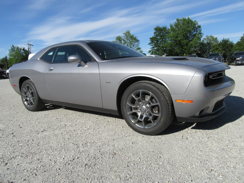 2017 Dodge Challenger GT AWD GT  Coupe
