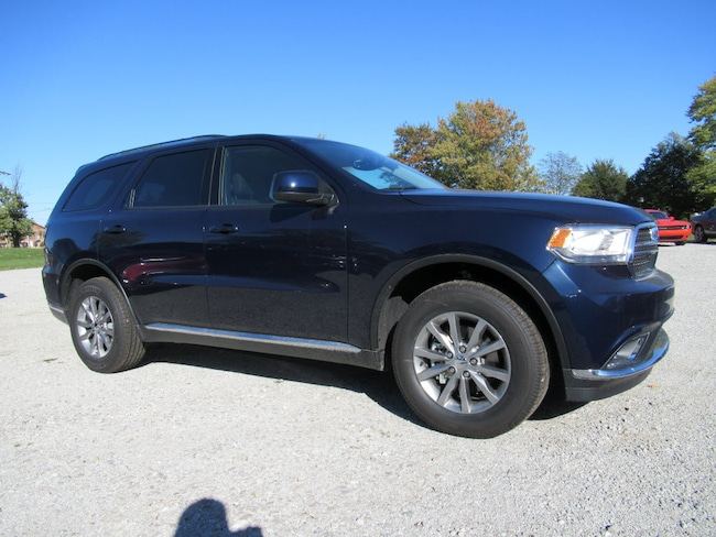 New 2018 Dodge Durango SXT Plus AWD SXT Plus  SUV For Sale in North Baltimore, Ohio
