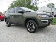 2017 Jeep New Compass Trailhawk 4x4 Trailhawk  SUV For sale in North Baltimore OH, near Toledo