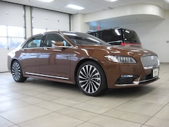 Used 2018 Lincoln Continental Black Label Sedan
