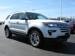 2019 Ford Explorer AWD XLT  w/ Navigation AWD XLT  SUV