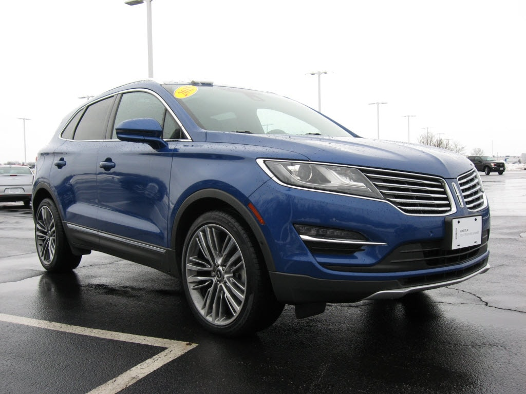 2015 Lincoln MKC AWD Black Label w/Ecoboost Nav AWD Black Label  SUV