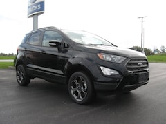 2018 Ford EcoSport 4WD SES w/ Navigation AWD SES  Crossover