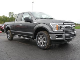 2018 Ford F-150 4X4 XLT 4x4 XLT  SuperCab 8 ft. LB