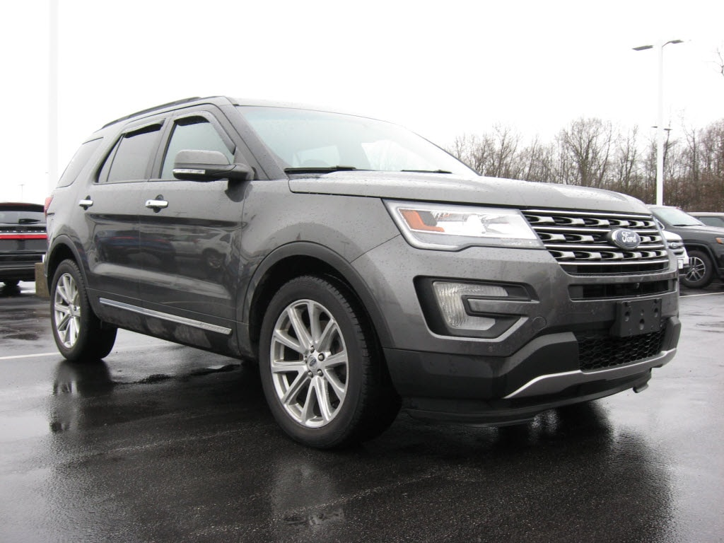 2016 Ford Explorer AWD Limited w/ Navigation AWD Limited  SUV