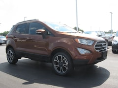 2018 Ford EcoSport 4WD  SE w/ Navigation AWD SE  Crossover
