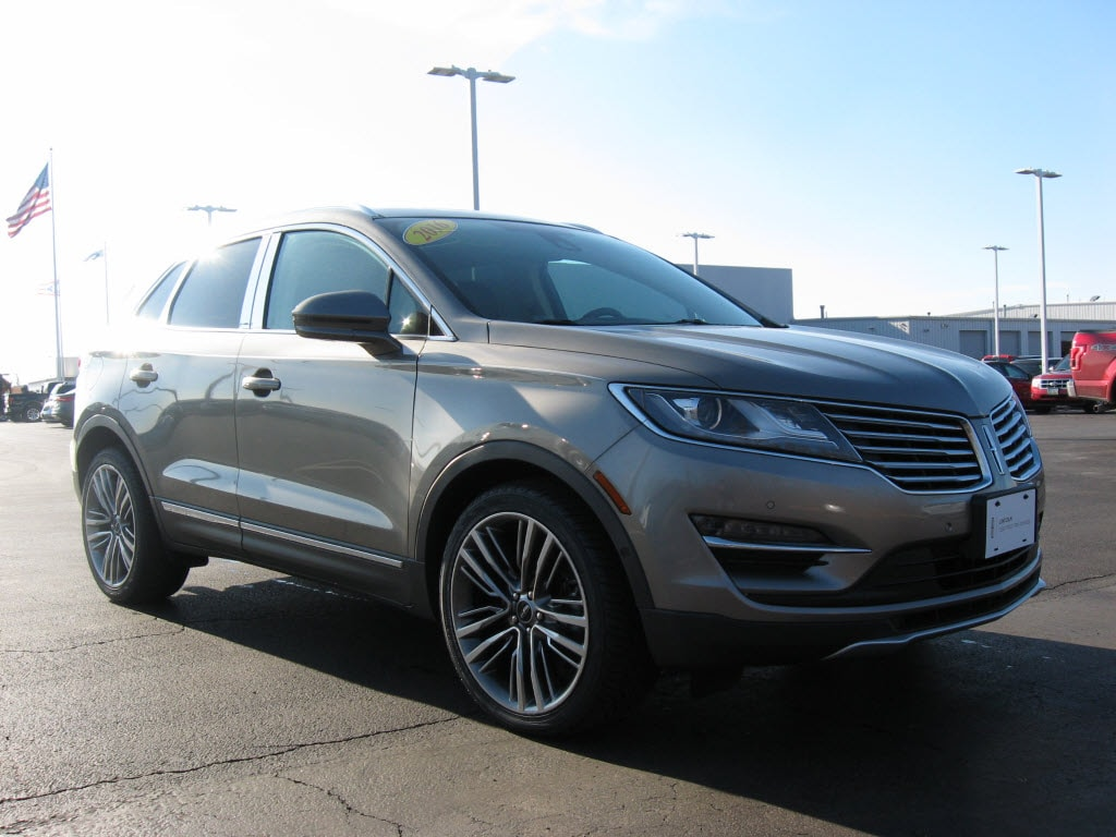 2016 Lincoln MKC AWD Reserve w/ Navigation AWD Reserve  SUV