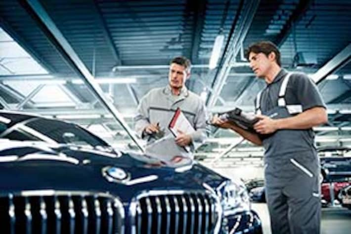 BMW Extended Service Contracts