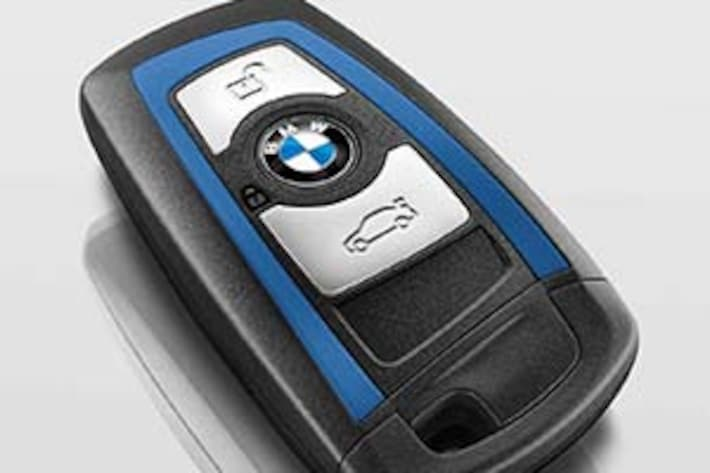 BMW Key Protection