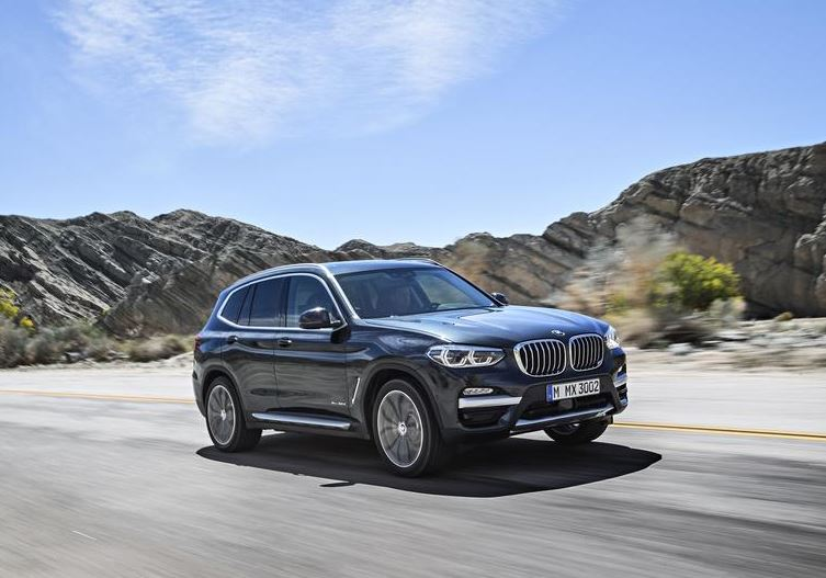 2018 BMW X3 Receives Enhancements