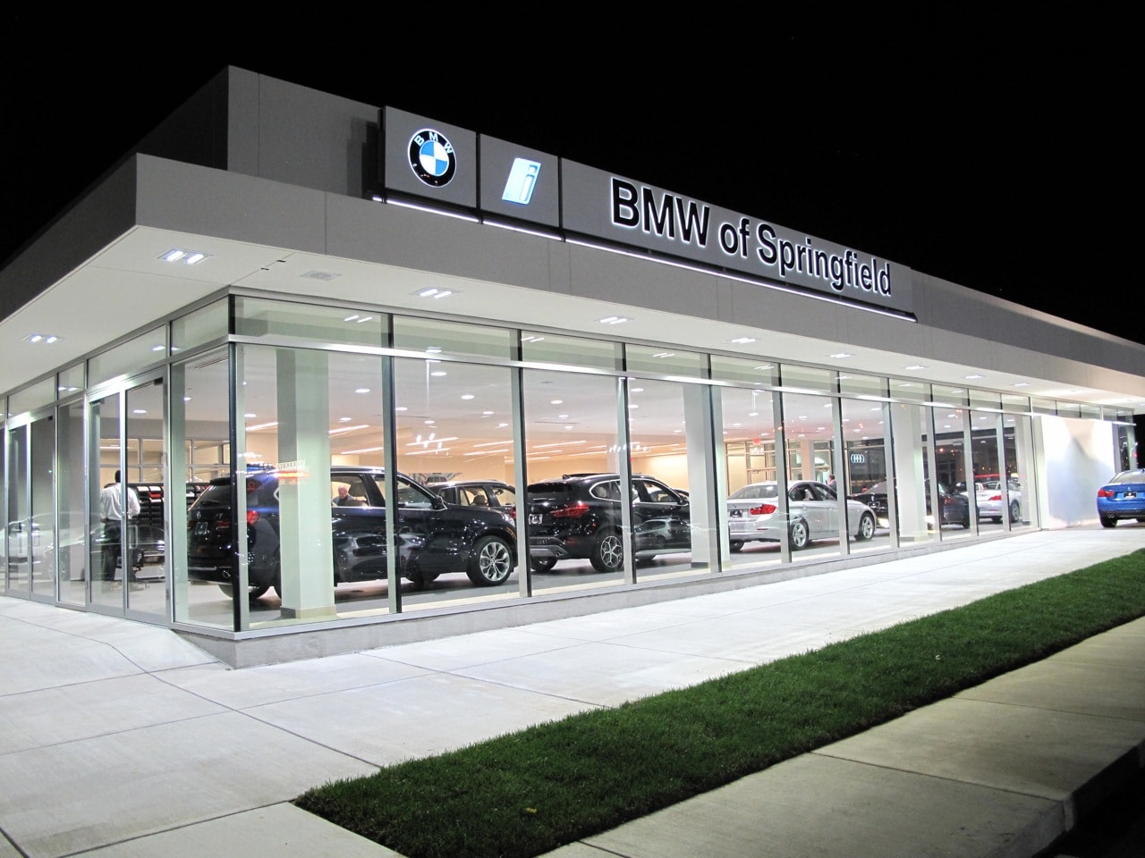 BMW Of Springfield >> About Bmw Of Springfield Luxury Car Dealer Springfield Mo
