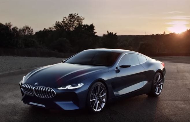 BMW I8 Lease >> VIDEO: 2018 BMW 8 Series Is a Cut Above