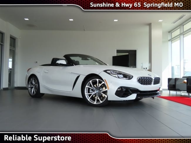 New 2019 Bmw Z4 Sdrive30i For Sale In Springfield Mo 33984 Springfield New Bmw For Sale Wbahf3c56kww31701