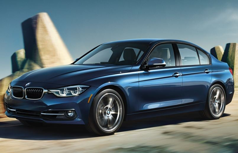 2017 bmw 3 Series features and specs