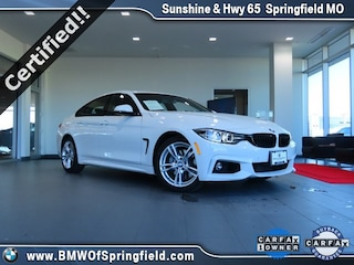 2018 BMW 4 Series 440i Xdrive Gran Coupe Gran Coupe